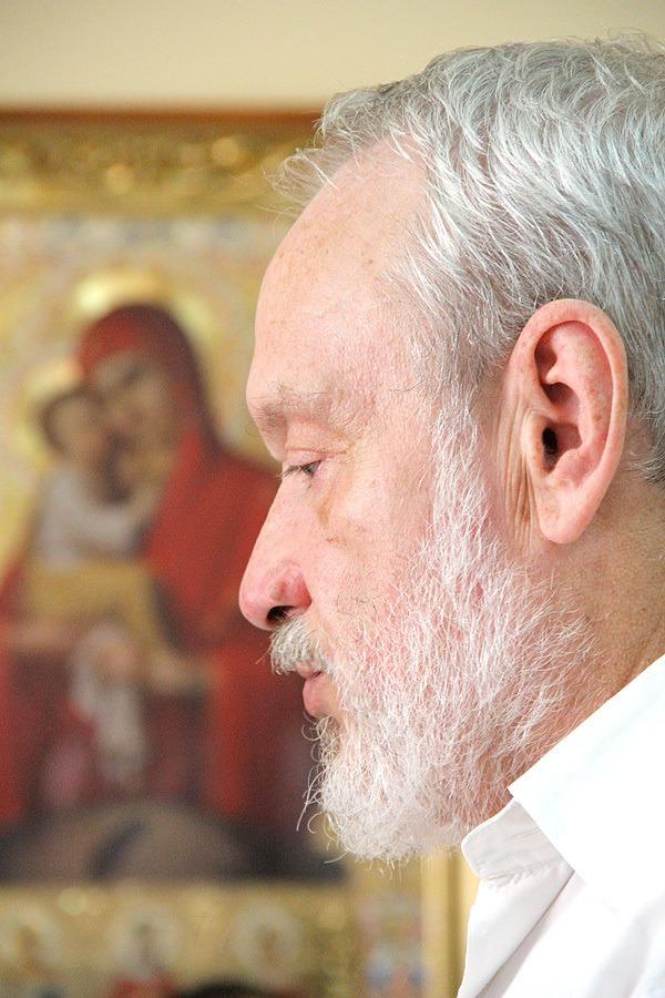 Владимир Фольварочный - зодчий нашего храма.
