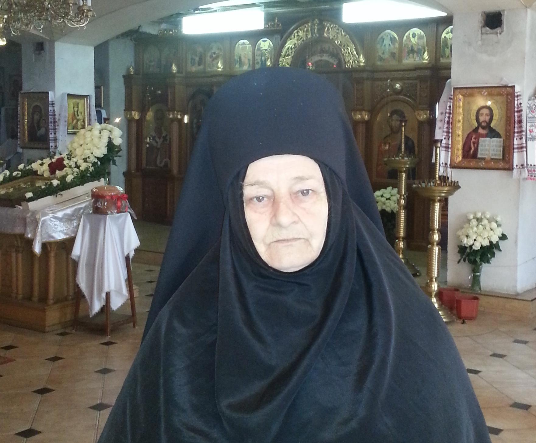 Монахиня Иоанна и теперь — рядом с нами.