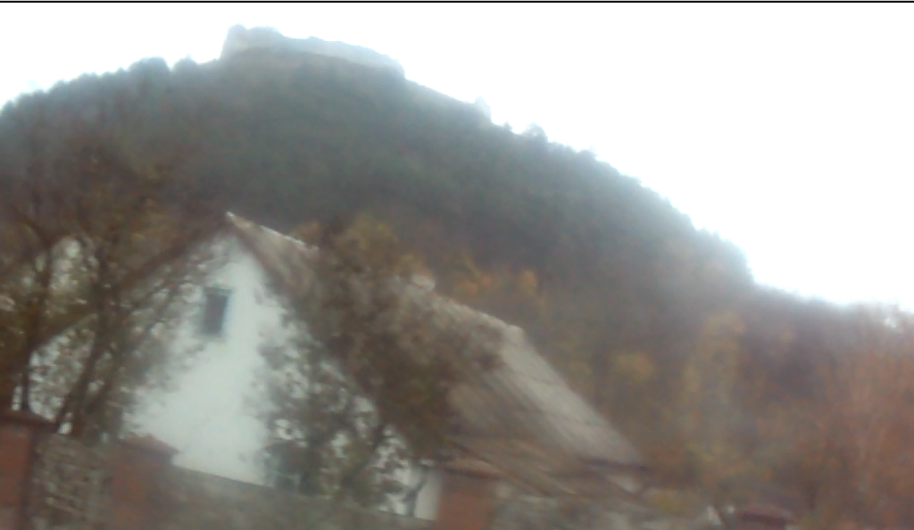 Вид на Бону из Кременца