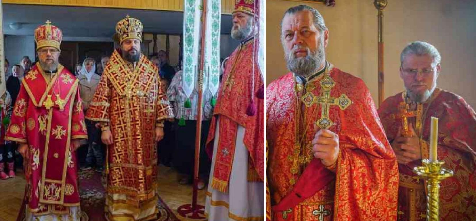 Престольне свято у Стоянові.