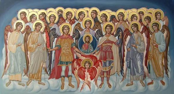 Собор Архистратига Михаила и Небесных Сил бесплотных