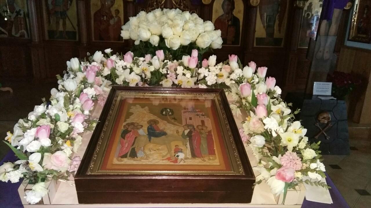 Вербные веточки и «чистый» четверг, или Чем опасно обрядовое благочестие без Христа?
