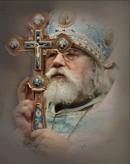О.Иоанн (Крестьянкин благословил...