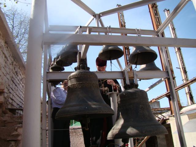 Новые колокола - 2009.