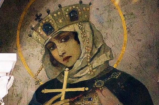 Заря перед рассветом: святая равноапостольная княгиня Ольга.
